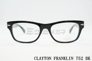【正規取扱店】CLAYTON FRANKLIN(クレイトンフランクリン) 752 BK