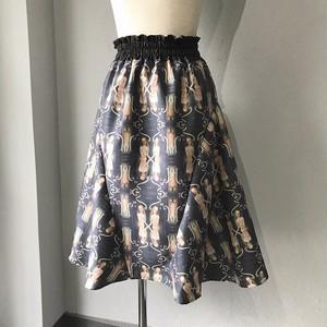 愛の魔法 /スカート 【hellbent lab.×Schrödinger's closet】