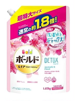 【福田商店】液体洗剤ボールド詰め替え