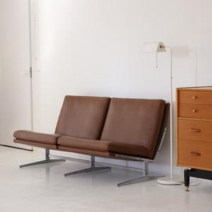 2seat sofa / Jorgen Kastholm & Preben Fabricius / Bo-ex