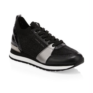 MICHAEL KORS Billie Knit Fabric Sneakers