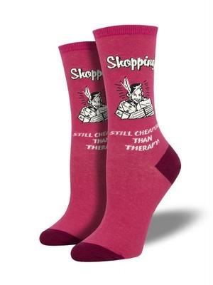 Retail Therapy(ショッピング)-SockSmith(ソックスミス)