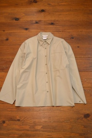 roundabout / L/S Double Shirt