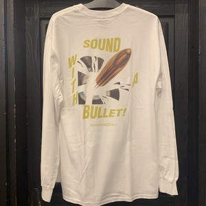 NINE RULAZ LINE : SOUND BULLET L/S TEE