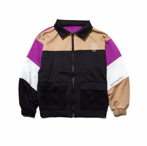 NINE RULAZ LINE : Multi Jersey Jacket