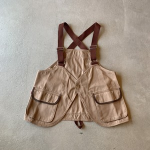 CHUMS 【Camping Vest】