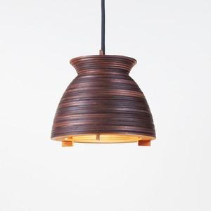 「ボウル」木製ペンダントライト