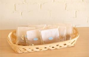ひのき酵素温浴パック ( 5袋+1袋サービス )