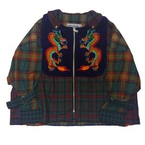 ドラゴンボンテージジャケット
