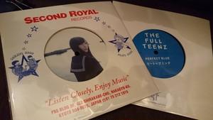 "THE FULL TEENZ / PERFECT BLUE / ビートハプニング(7"")"