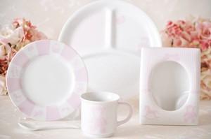 ベビー食器5点セット(ピンク)