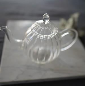 ガラス ティーポット
