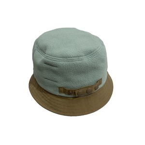 NOROLL / FLEECE BUCKET -MINT-