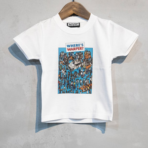 Where's WARPer Kids T-shirt
