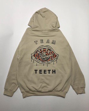 TEAM TEETH pullover  sd