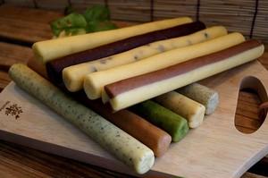 【北海道産小麦100%】/お得!/シェアセット/お好きな種類を選べる10本セット/自然素材/冷凍クッキー/冷凍生地/切って焼くだけ/