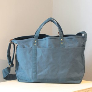 SHOULDER TOTE Turquoise