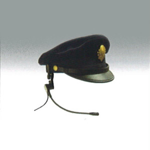 EM-257 帽子掛マイクロホン(給電式)