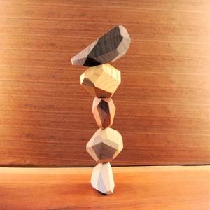 木製 積み木 ROCk