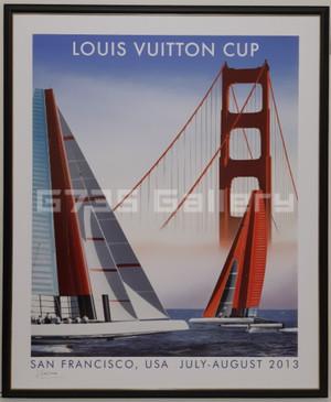 LOUIS VUITTON CUP SAN FRANCISCO USA 2013