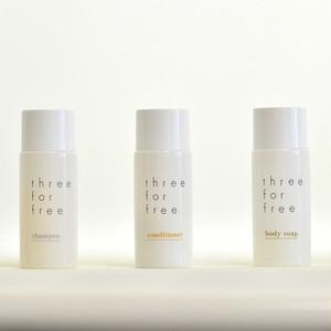 Shampoo & Conditioner & BodySoap