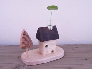 植物の家+庭 サクラ鉄染・トチ 1108