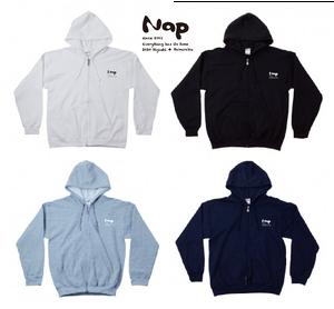 Nap第2章記念ZIPパーカー(予約注文の商品)
