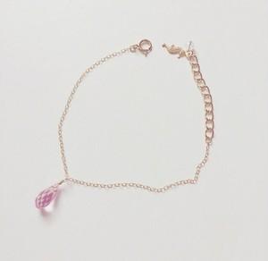 14kgf Swarovski bracelet