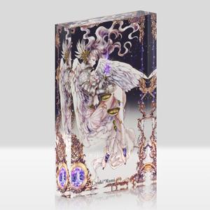 オリジナルアクリルブロック(クリア)【星之物語-Star Story- 天秤座-Libra-】 / yuki*Mami