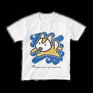 <白Tシャツ 正面>なな