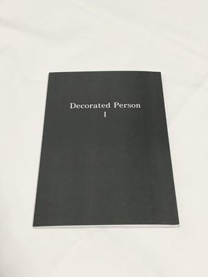 Decorated Person vol.1