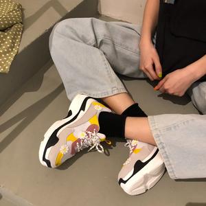 ストリートダッドスニーカー/shoes109