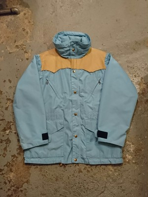 "70s ""ROCKY MOUNTAIN FEATHERBED"" GORE-TEX MOUNTAIN PARKA"