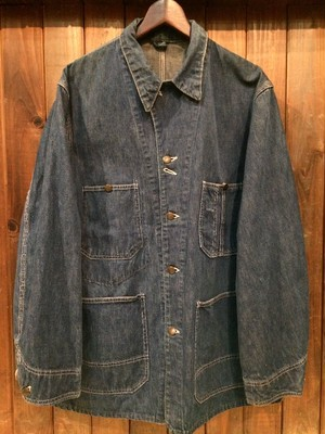 Vintage★50s【HERCULES】<Coverall>