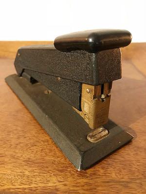 """BOSTITCH"" Vintage Stapler-3"