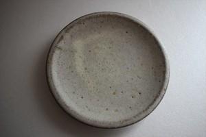 石原ゆきえ|プレート(茶)