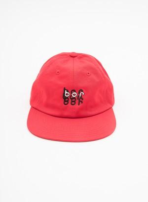 BAL バル / COTTON 6-PANEL HAT