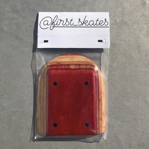 FIRST / getdown pad (red)