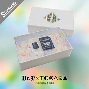 KASINA カシーナプログラム ・STANDARD版-Dr.T×TOCANA-機能音源プログラム【送料無料】
