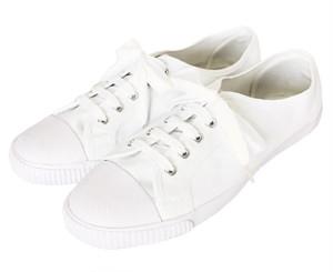 Blackmans Shoes ラバートゥ・プリムソールシューズ (ホワイト) メンズ