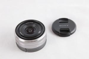 SONY E 16mm F2.8 SEL16F28 レンズ