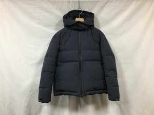 "DESCENT PAUSE""H.C.S DOWN JACKET NAVY"""