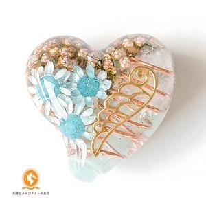 天使のハート アクアマリン オルゴナイト he1013aqu00012