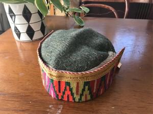 ネパール帽子 2