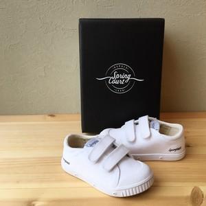 Spring Court / G2 Velcro White