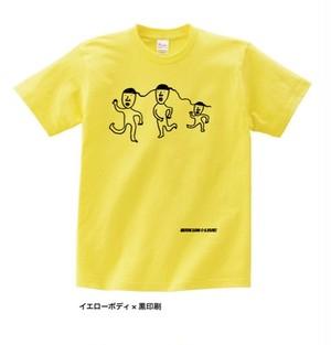 ガミリダンサーTシャツ(イエロー)