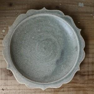 28【吉沢寛郎】 七寸リム洋皿