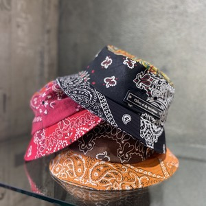Children of the discordance / BANDANA BUCKET HAT / size 2