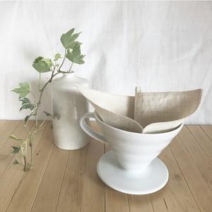 ヘンプコーヒーフィルター(M・2〜4杯用)