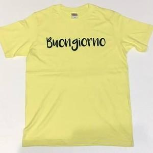 イタリア野郎に!BUONGIORNO/ボンジョルノTシャツ